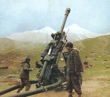 105mm Indian Field Gun