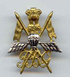 Insignia of the Army Aviation Corps. Image ?? Sanjay Simha