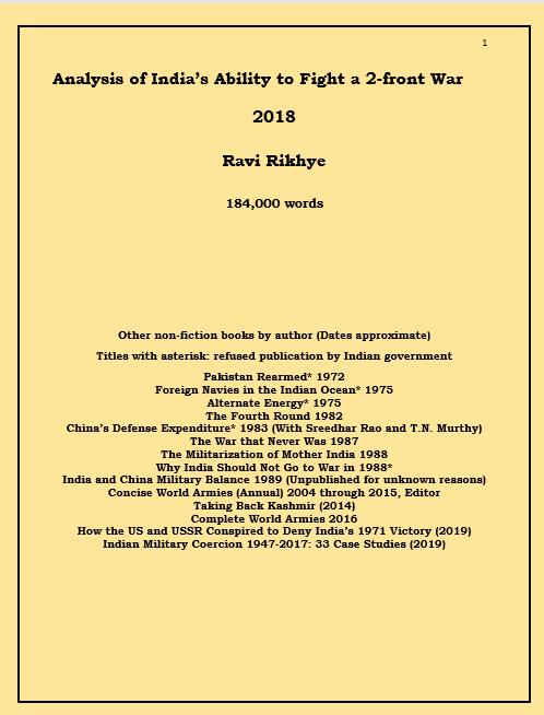 Bharat-Rakshak com - The Consortium of Indian Military and Defence