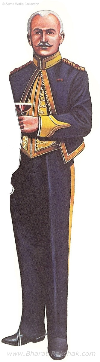Major, Winter Mess Dress, 3rd Skinner's Horse, 1903.jpg