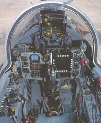 Upgrade MiG-21 Bison cockpit with MFD