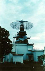 A THD-1955 Radar. Possibly from Arjangarh
