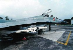 R-60 and R-27s on a MiG-29