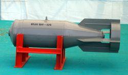 OFAB 100-120 Bomb