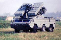 Surface to Air Missiles