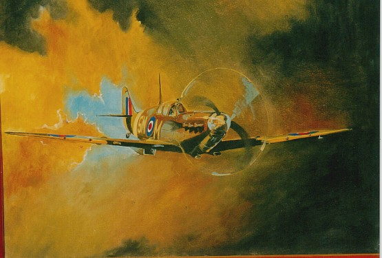 "Spitfire ""Through the Storm"""