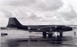 Canberra B.Mk66 F1025