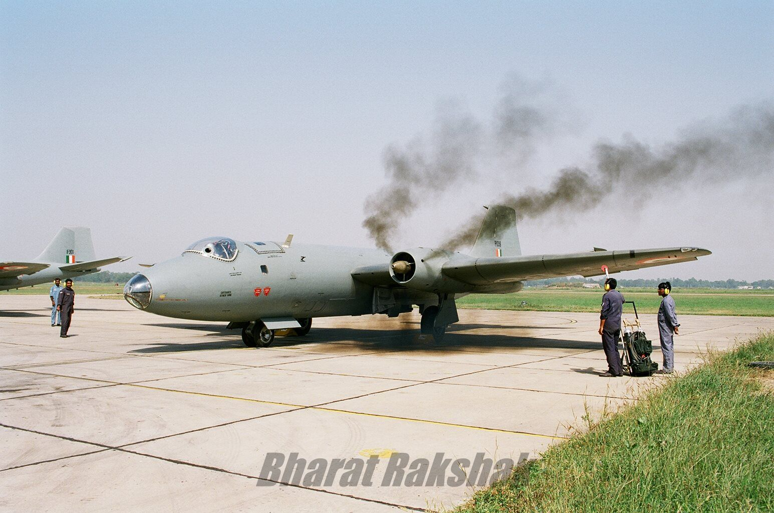Canberra P1098 at Agra