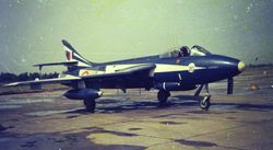 Hawker Hunter F56, F56a, T66