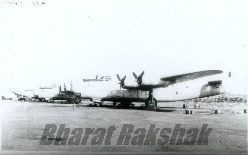 Liberators at HAL Bangalore