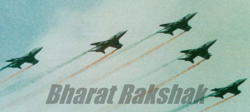 Republic Day Flypast