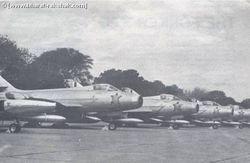 Dassault Mystere IVa