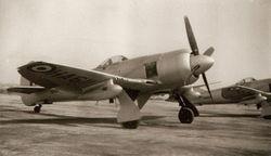 Hawker Tempest II (HA611)