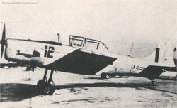 HAL HT-2 [IX856] before being assigned to the Navy.