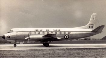 Vickers Viscount IU684