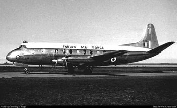 Vickers Viscount [IU684]