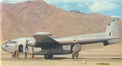 C119 Packet [IK450] at Leh