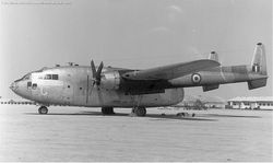 A Classic photo of the C-119 Packet [IK451]