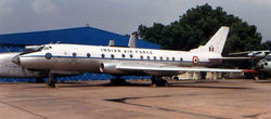 Tupolev Tu-124 Rajdoot at the IAF Museum