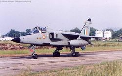 Jaguar IM ready for take-off