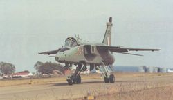 Jaguar at Aero India 2001
