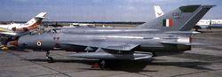 MiG-21 C2117 at Bangalore