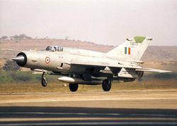 MiG-21Bison