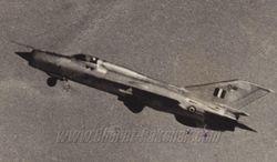 MiG-21FL [Fishbed D] - Type 77