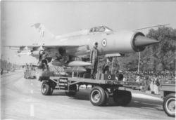 MiG-21M/MF [Fishbed J] - Type 96
