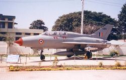 Type 66  at HAL Museum, Bangalore