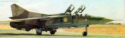 MiG-23UM [Flogger]