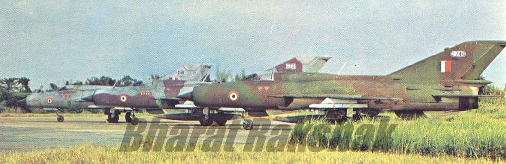 C746, C731 and C1111 after the 1971 war