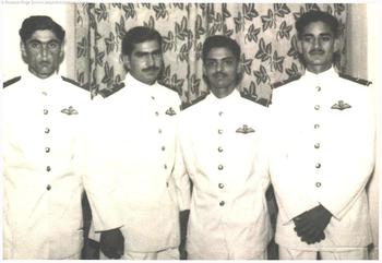 Group Captain B S Raje (1935-2007)