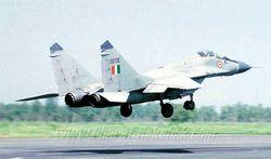 MiG-29  [Fulcrum] Baaz