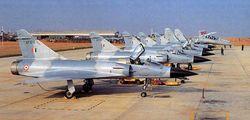 Mirages at Aero India 2001