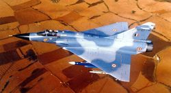 Mirage over Gwalior