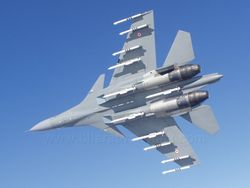 Sukhoi Su-30 MKI [Flanker]