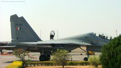 Sukhoi-30MKI [SB042] of the  Charging Rhinos