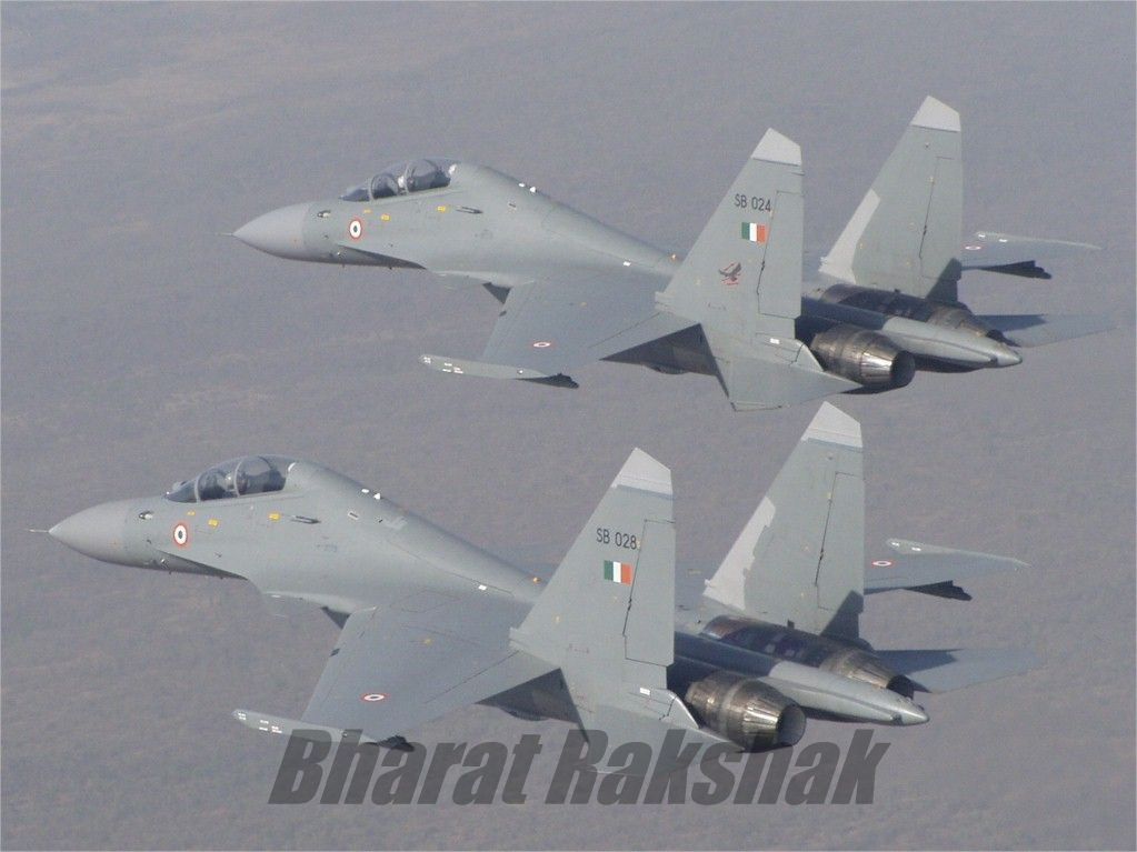 Flankers over Pune
