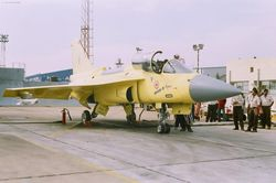 HAL PV-3 [KH2005] before its first flight on 1 Dec 2006