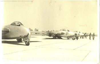 No.2 Squadron - Vampires (1952-1955)