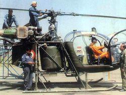 HAL Cheetah (Alouette II)