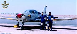 Two thumbs up! Women pilots in the IAF