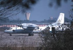 An-32 at Delhi Palam