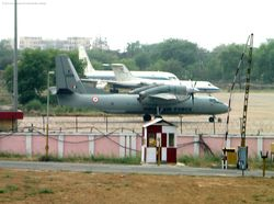 Antonov An-32 [K3058] at Delhi