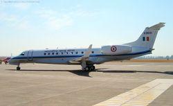 Embraer ERJ135 [K3601] taxying.