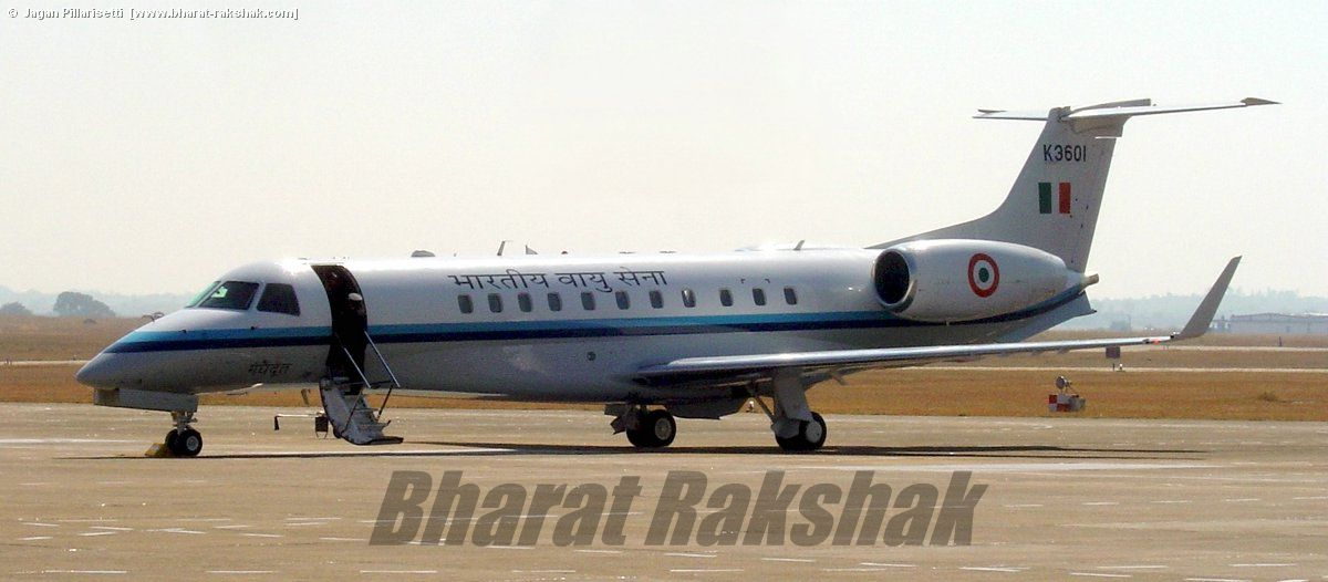 Embraer ERJ135 [K3601] Meghdoot at Dundigal