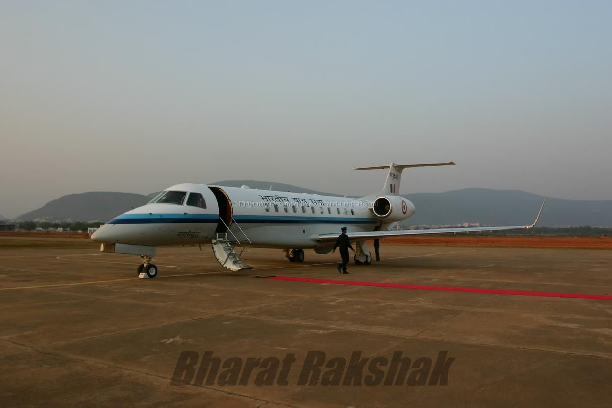 Embraer from VIP Squadron