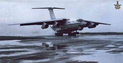 Illyushin Il-76MD [Candid] Gajraj