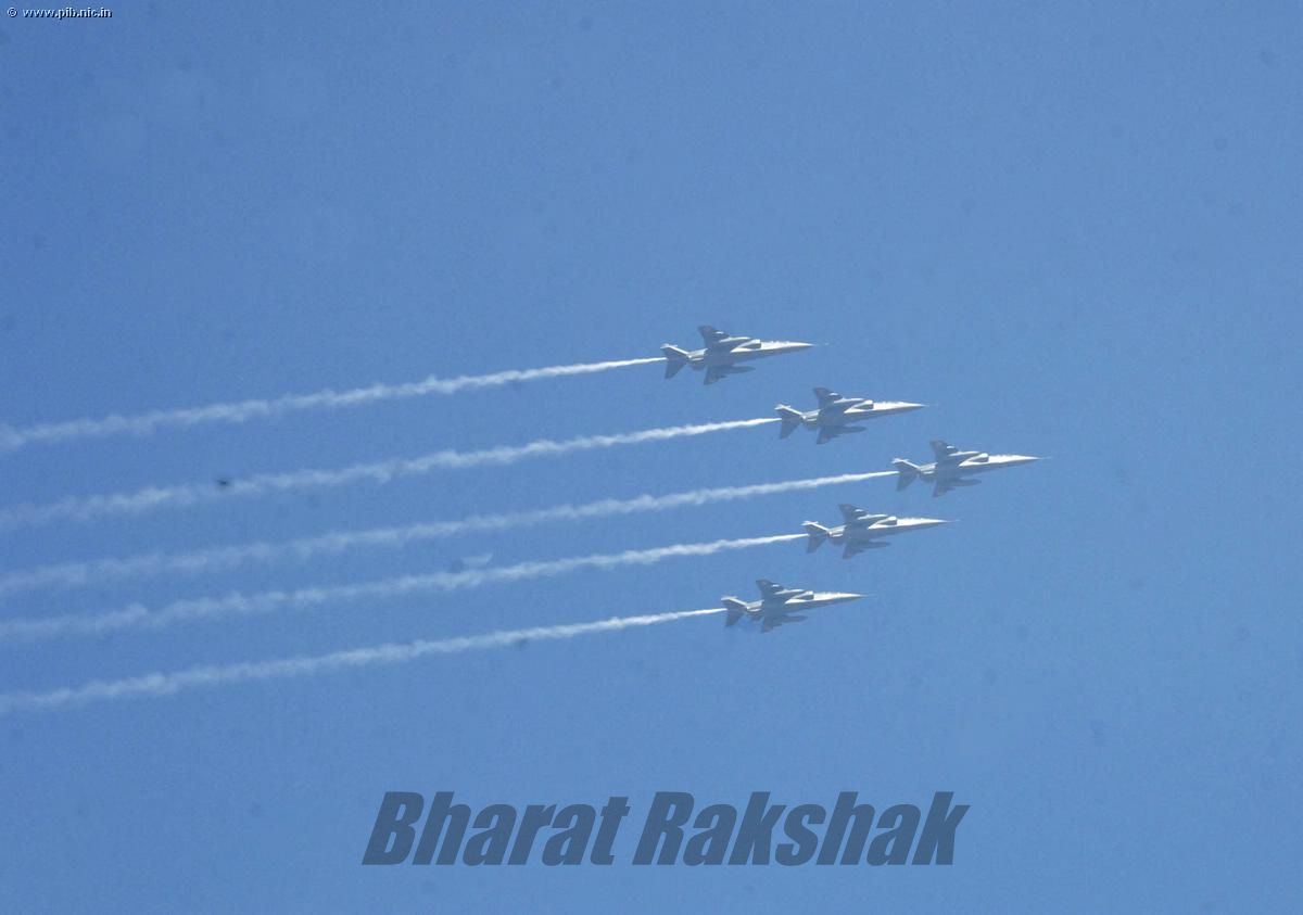 Republic Day 2007